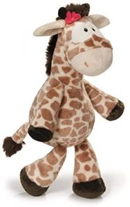 Peluche de jirafa de NICI de 15 cm - Los mejores peluches de jirafas - Peluches de animales