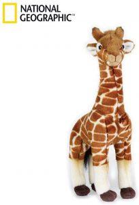 Peluche de jirafa de National Geographic de 35 cm - Los mejores peluches de jirafas - Peluches de animales