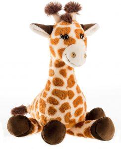Peluche de jirafa de Schaffer de 28 cm - Los mejores peluches de jirafas - Peluches de animales