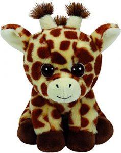 Peluche de jirafa de Ty de 23 cm - Los mejores peluches de jirafas - Peluches de animales