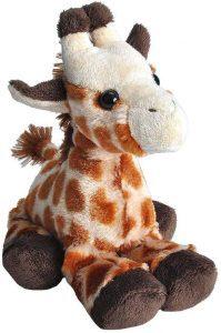 Peluche de jirafa de Wild Republic de 18 cm - Los mejores peluches de jirafas - Peluches de animales