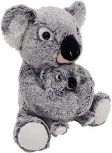 Peluche de koala con cría de Heunec - Los mejores peluches de koalas - Peluches de animales
