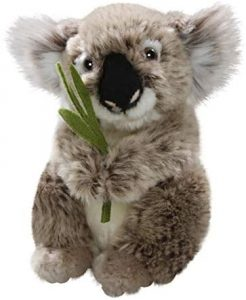 Peluche de koala de Carl Dick de 18 cm - Los mejores peluches de koalas - Peluches de animales