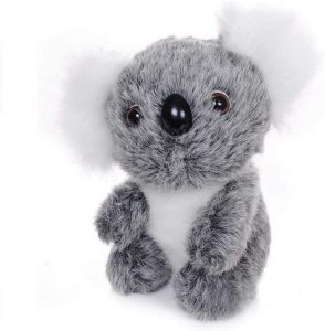 Peluche de koala de Forumall de 12 cm - Los mejores peluches de koalas - Peluches de animales