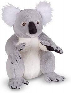 Peluche de koala de Melissa & Doug de 35 cm - Los mejores peluches de koalas - Peluches de animales