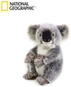 Peluche de koala de National Geographic de 25 cm - Los mejores peluches de koalas - Peluches de animales