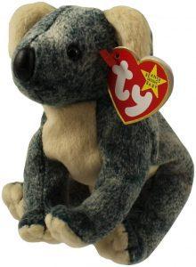 Peluche de koala de TY Beanie Baby - Los mejores peluches de koalas - Peluches de animales