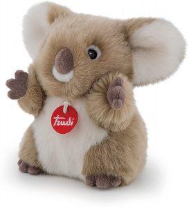 Peluche de koala de Trudi de 18 cm - Los mejores peluches de koalas - Peluches de animales