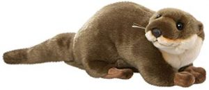 Peluche de nutria de Carl Dick de 45 cm - Los mejores peluches de nutrias - Peluches de animales