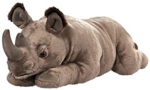 Peluche de rinoceronte de Carl Dick de 42 cm - Los mejores peluches de rinocerontes - Peluches de animales