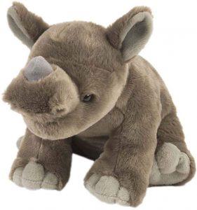 Peluche de rinoceronte de Wild Republic de 30 cm 2 - Los mejores peluches de rinocerontes - Peluches de animales