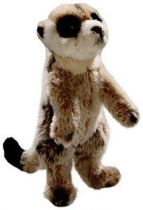 Peluche de suricato de Carl Dick de 23 cm - Los mejores peluches de suricatos - Peluches de animales
