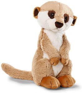 Peluche de suricato de NICI de 20 cm - Los mejores peluches de suricatos - Peluches de animales
