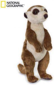 Peluche de suricato de National Geographic de 20 cm - Los mejores peluches de suricatos - Peluches de animales