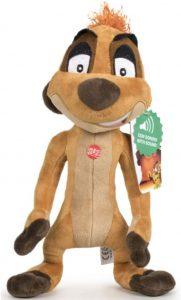 Peluche de suricato de Timón de 30 cm - Los mejores peluches de suricatos - Peluches de animales