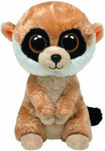 Peluche de suricato de Ty Beanie Boos de 15 cm - Los mejores peluches de suricatos - Peluches de animales