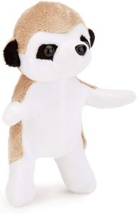 Peluche de suricato de Zappi Co de 15 cm - Los mejores peluches de suricatos - Peluches de animales