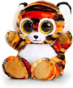 Peluche de tigre de Keel Toys de 15 cm - Los mejores peluches de tigres - Peluches de animales