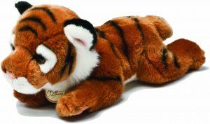 Peluche de tigre de Miyoni de 20 cm - Los mejores peluches de tigres - Peluches de animales