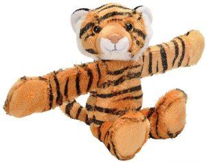 Peluche de tigre de Wild Republic Hugger de 20 cm - Los mejores peluches de tigres - Peluches de animales