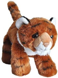 Peluche de tigre de Wild Republic de 18 cm - Los mejores peluches de tigres - Peluches de animales