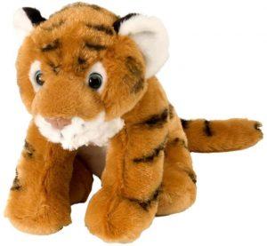 Peluche de tigre de Wild Republic de 20 cm - Los mejores peluches de tigres - Peluches de animales