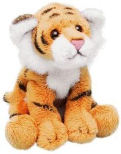 Peluche de tigre de Yomiko de 15 cm - Los mejores peluches de tigres - Peluches de animales