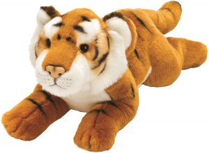 Peluche de tigre de Yomiko de 36 cm - Los mejores peluches de tigres - Peluches de animales