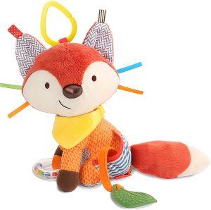 Peluche de zorro de Skip Hop de 25 cm - Los mejores peluches de zorros - Peluches de animales