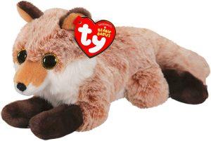 Peluche de zorro de TY Beanie Babies de 15 cm - Los mejores peluches de zorros - Peluches de animales