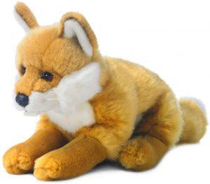 Peluche de zorro de WWF de 15 cm - Los mejores peluches de zorros - Peluches de animales