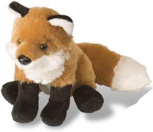 Peluche de zorro de Wild Republic de 20 cm - Los mejores peluches de zorros - Peluches de animales