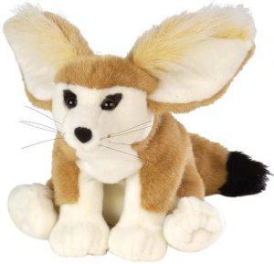 Peluche de zorro del desierto de Cuddlekins de 30 cm - Los mejores peluches de zorros del Desierto - Peluches de animales