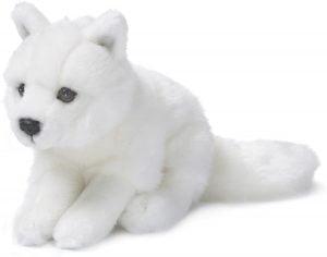 Peluche de zorro polar de WWF de 15 cm - Los mejores peluches de zorros polares - Peluches de animales