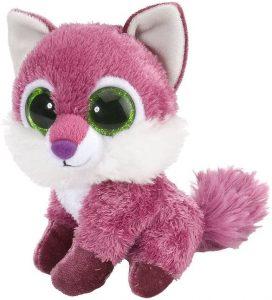 Peluche de zorro rosa de Wild Republic de 13 cm - Los mejores peluches de zorros - Peluches de animales