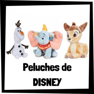 Peluches baratos de Disney - Los mejores peluches de películas de Disney - Peluche de Disney barato de felpa