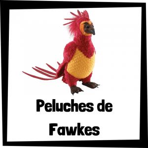 Los mejores peluches de Fawkes