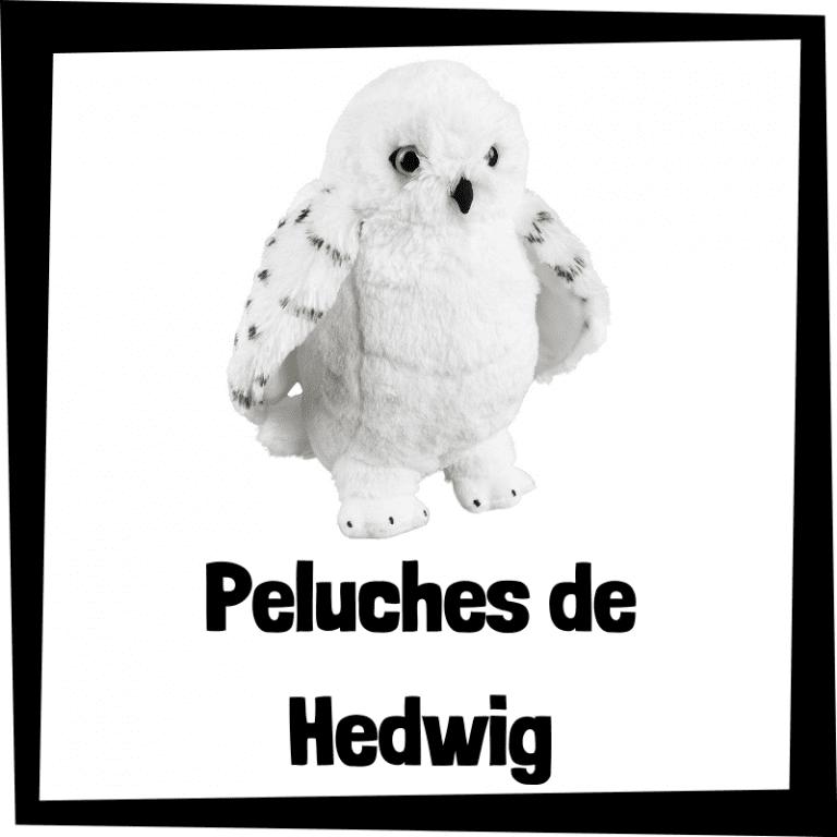 Los mejores peluches de Hedwig