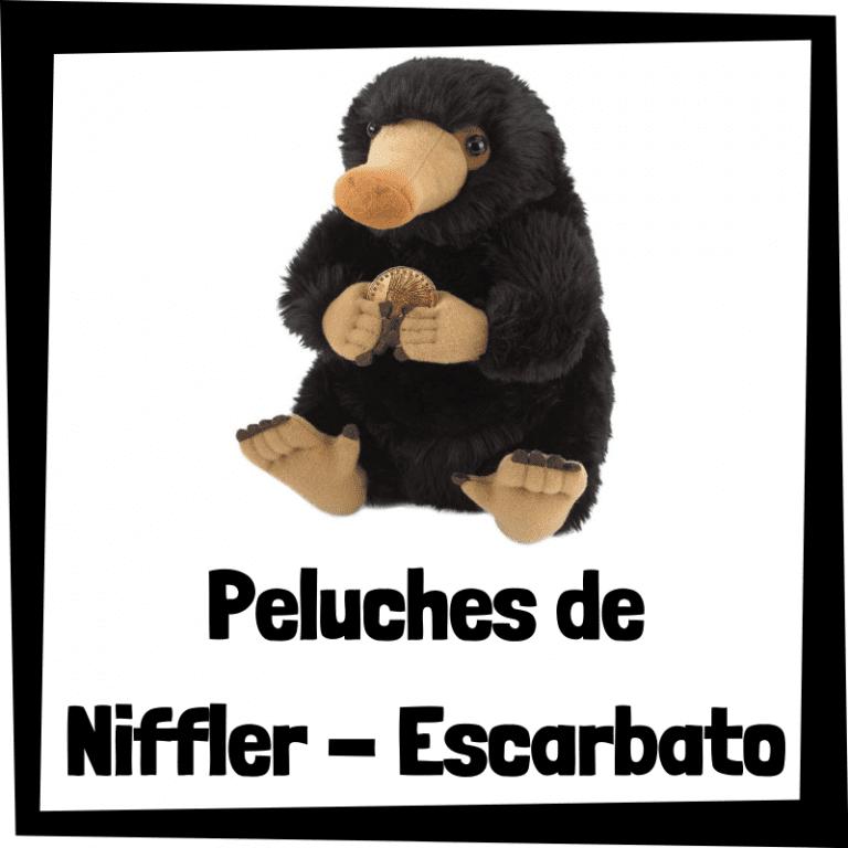 Los mejores peluches de Niffler – Escarbato