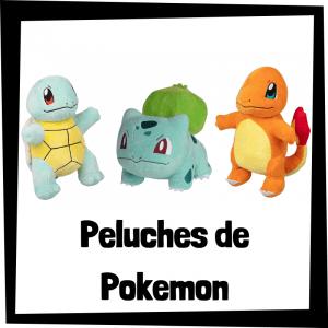 Peluches baratos de Pokemon - Los mejores peluches de personajes de Pokemon - Peluche de Pokemon barato de Pokemon