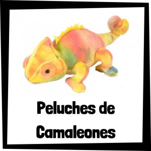 Los mejores peluches de camaleones