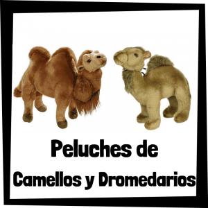 Los mejores peluches de camellos y dromedarios