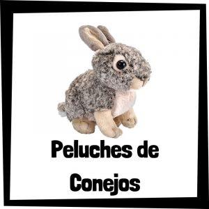 Los mejores peluches de conejos