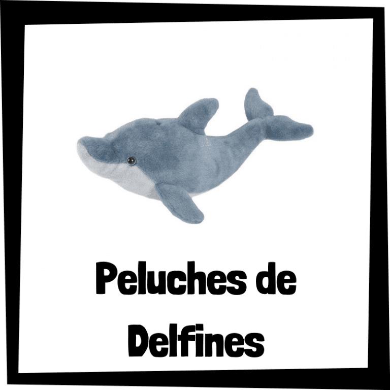 Los mejores peluches de delfines