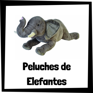 Los mejores peluches de elefantes