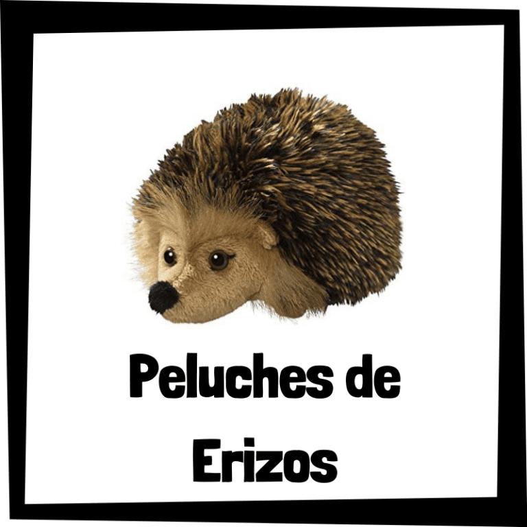 Lee más sobre el artículo Los mejores peluches de erizos