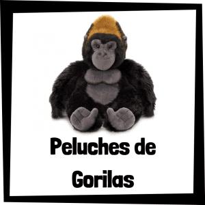 Los mejores peluches de gorilas