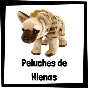 Los mejores peluches de hienas