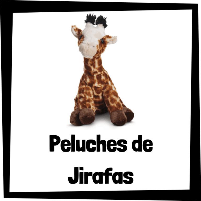 Los mejores peluches de jirafas