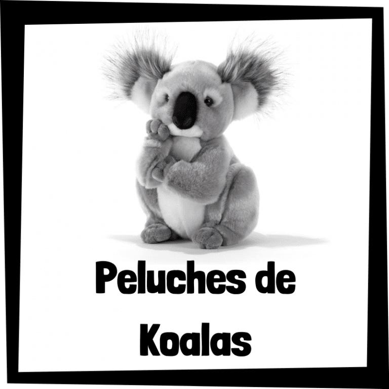 Los mejores peluches de koalas